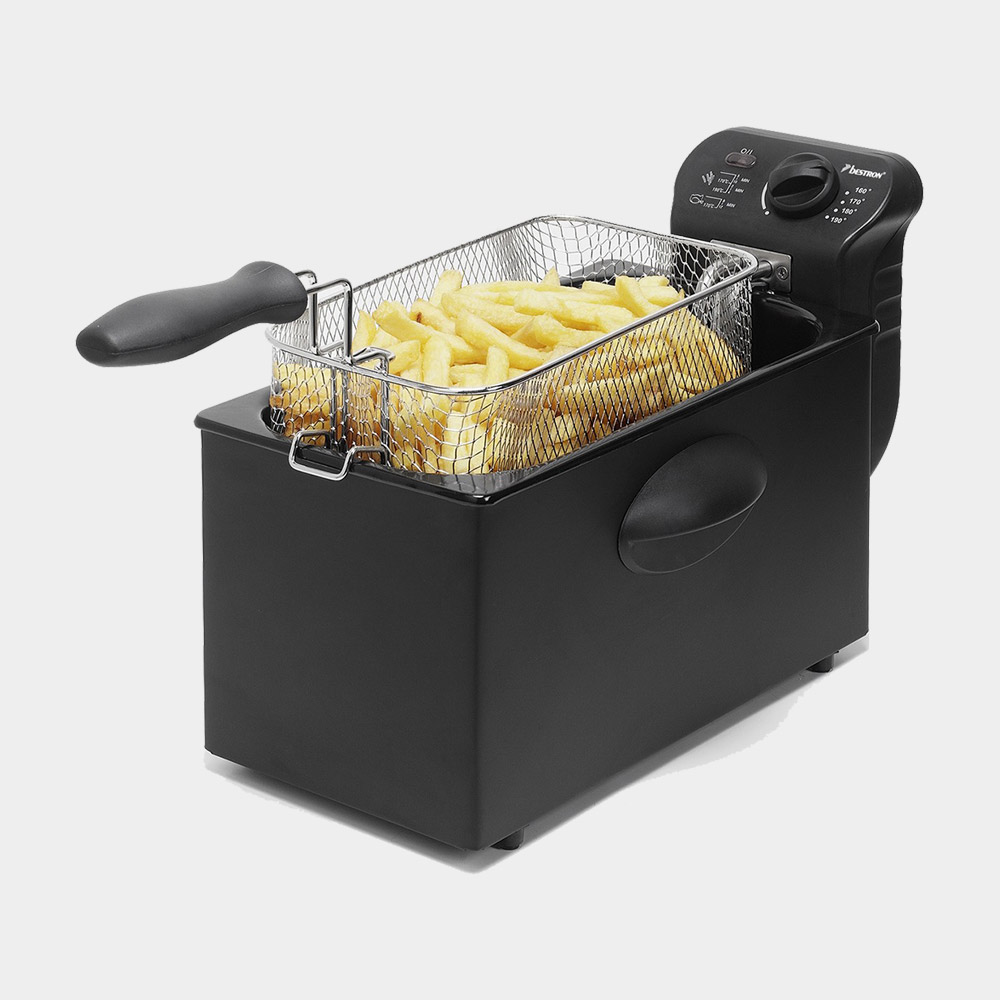AF357B FAT FRYER COOL ZONE
