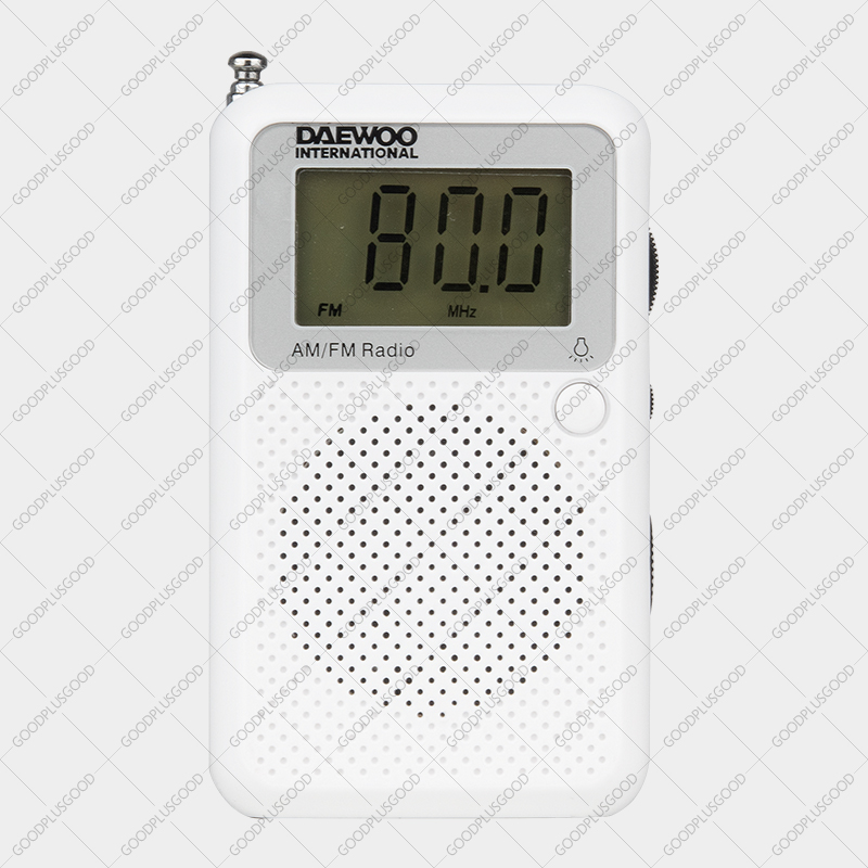 DRP-115 Portable Pocket Radio