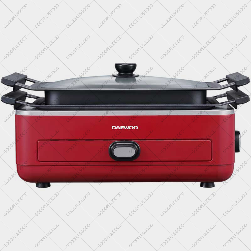 DYSK-S302 Indoor Smokeless Grill